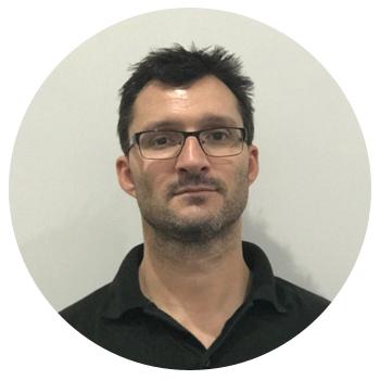 Matt Baker - Physiotherapist/Director